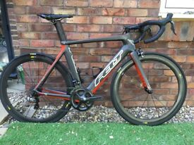 Felt AR2 di2 carbon road bike
