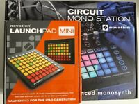 Novation Mono Station (offer also includes Novation LaunchPad Mini)