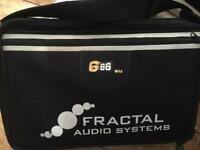 G66 eu Fractal Audio AX8 case Italian design
