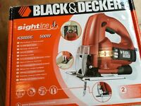 Black and Decker Sightline KS888E jigsaw