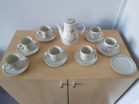Royal Albert summer fantasy tea set