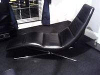 Bo Concept leather chair