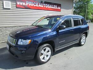 2012 Jeep Compass NORTH EDITION - 4X4 - $42 A WEEK!!!