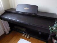 Gear piano