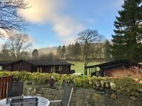 Pre Owned Log Cabin Lake District Troutbeck near Windermere Limefitt Park Pine Lodge