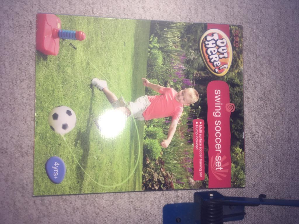football soccer set