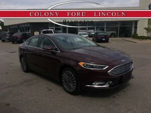 2017 Ford Fusion FORD DEMO, EMPLOYEE PRICING!