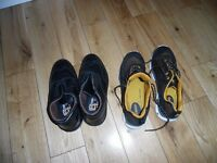 dewalt saftey shoes size 7 + grafters saftey shoes size 7 both brand new £20 the lot