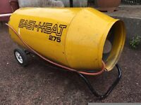 Large Industrial Easy Heater - Industrial Easi Heat 275 - Full Working Order - Reduced
