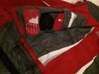HiMountain men's ski jacket, M/L,£35, worn one season,10000 waterproof, taped seams, plenty pockets