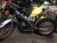 Gasgas pro trials bike 80/70 cc full size trial enduro Mx sherco beta montesa gas gas