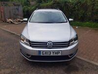 2013 Volkswagen Passat 1.6 TDI BlueMotion Tech S 5dr Manual @07445775115@