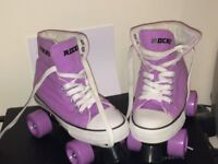 Teenagers' Roller Boots Size 3 hardly used and in A1 condition