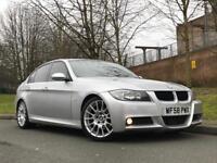 2008 (58 reg) BMW 3 Series 2.0 320d M Sport Edition 4dr saloon - P/X welcome