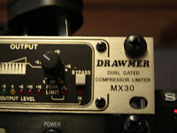 Drawmer MX30 Compressor