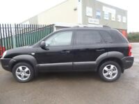 Hyundai TUCSON GSI 4x2,1975 cc Petrol 5 door Estate,full MOT,clean tidy car,runs and drives well