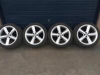 Rs4 b7 genuine alloy wheels