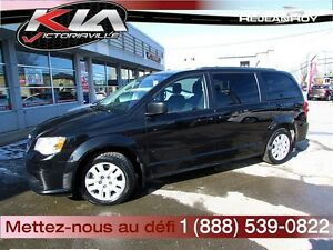 2014 Dodge Grand Caravan SXT CarProof Disponible- Échange Accept