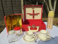 Brexton vintage picnic case
