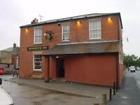 Moorhouse Inn, Moor Crescent, Leeds. Live-in Joint Pub Management Couple Required