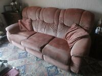 Free La-Z-Boy 3 seater sofa