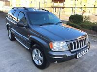 Stunning 2005 Jeep Grand Cherokee 4.7V8 Vision Ltd **Lpg!+Full Leather+Every Extra!**