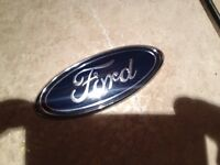 Ford badge 80s/90 s genuine excellent!