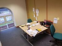 Office Space Available From £165 per month