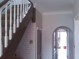 Ipro Interiors Painters,Decorators Contractors Competitive Prices rooms from only £48