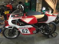 BSA Rocket 3 Rob North- (2 available 1x faired, 1xunfaired)