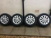 Volkswagen Transporter Alloy Wheels.