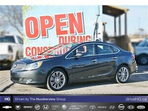 2014 Buick Verano Leather Package Leather Package|NAVI|SAFETY PA