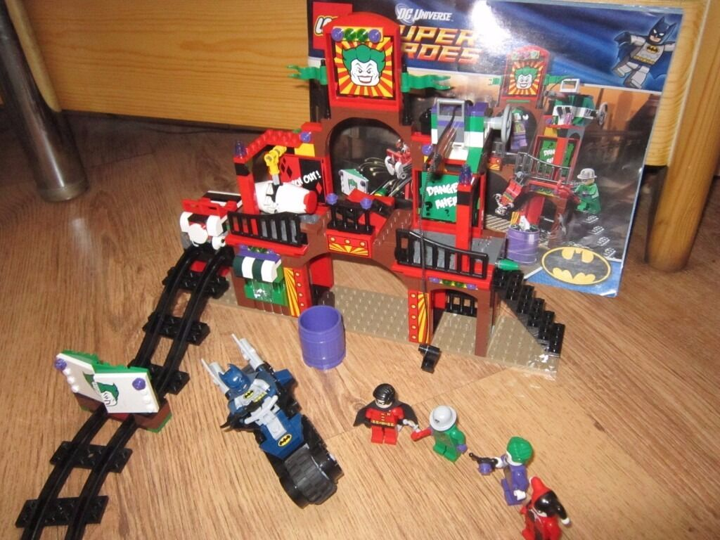 LEGO SUPER HEROES JOBLOTin Gateshead, Tyne and WearGumtree - 3 SETS OF LEGO ALL IN GREAT CONDITION,AND ALL COMPLETE WITH INSTRUCTIONS ,NO BOXES PICKUP ONLY NO OFFERS THANKS