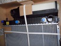 Radiator BMW BW2122 5-series (6) Auto 87
