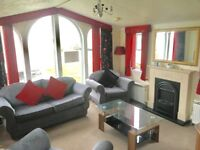 huge saving *** discounted static caravan for sale on 12 month park near Lake district