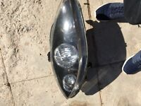 Seat Leon head light