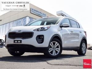 2017 Kia Sportage LX * ALL WHEEL DRIVE * FUEL EFFICIENT *