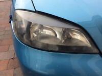 Vauxhall astra head lights. Sri. Gsi. Sxi.