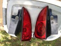 2005 , renault espace, 2.2 dci , 2X rear fog lights , booth sais