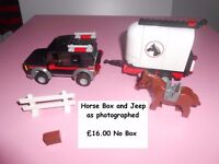 Lot 60 to 69 All Lego available. Image will be removed when sold :-)