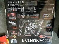 Brand New, MSI Z270m mortar crossfire motherboard