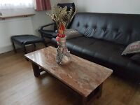 Brand new granite handmade coffee table made by the seller