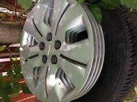2013 chevys cruse Tires, rims, hubcaps