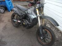 125 Pulse Supermoto for Parts or field use