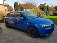 Mazda 3 1.6 Ts in good reliable working order Mot Sep17
