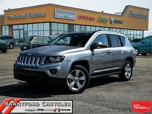 2016 Jeep Compass North~Leather~Sunroof~Bluetooth~