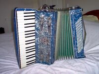 GERALDO ITALIA PIANO ACCORDION
