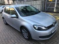 2009 Volkswagen Golf 2L se tdi Mk 6 low mileage