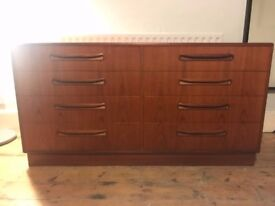 Midcentury Chest of Drawers G Plan
