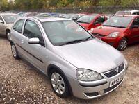 Vauxhall Corsa 1.2 i 16v SXi+ Hatchback 3dr Petrol Manual, 1 FORMER KEEPER. HPI CLEAR. FSH. 2 KEYS